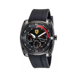 Ferrari 0830320 Men's Black Dial