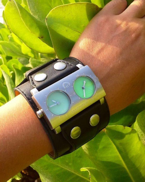 Kraftworxs Dualtime Mint/Green