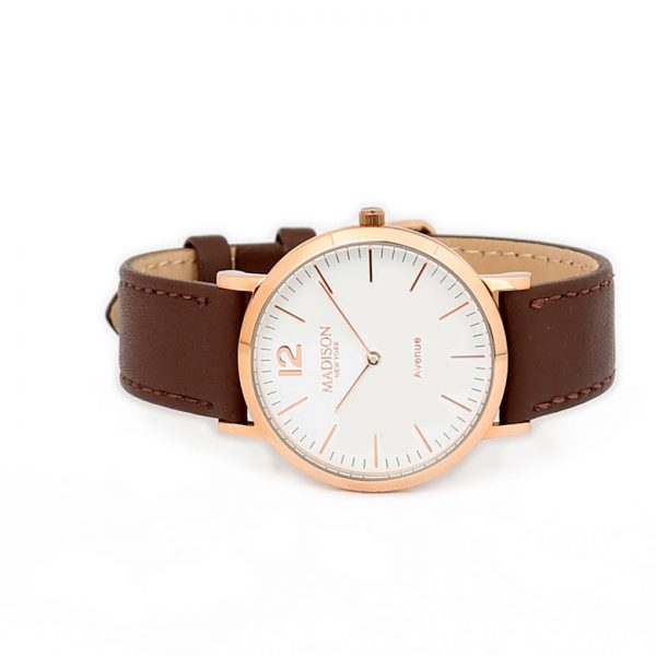 Madison New York  Avenue Rosegold