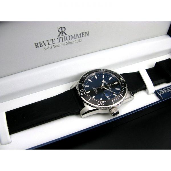 Revue Thommen Diver Men's Watch 45mm