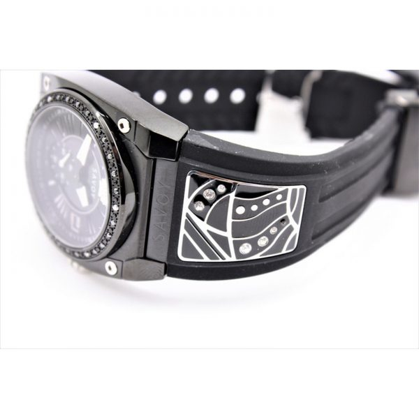 Savoy Ladies Watch Icon Light Diamond