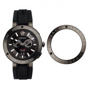 Versace V-Extreme Pro Dual Time Black