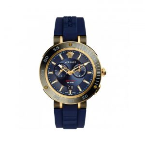 Versace V-Extreme Pro Dual Time Blue