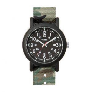 Timex Camper Green Black ABT502