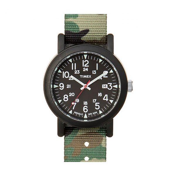 Timex Camper Green Black ABT503