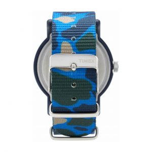 Timex Camper Blue& Urban Camo ABT 505