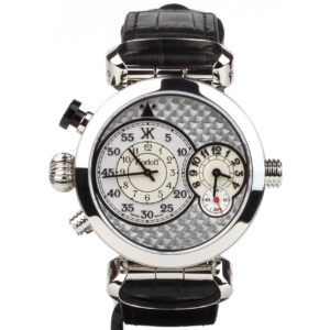 Korloff Reversible Watch Slocum GMT and Chronograph AV9Q/Q